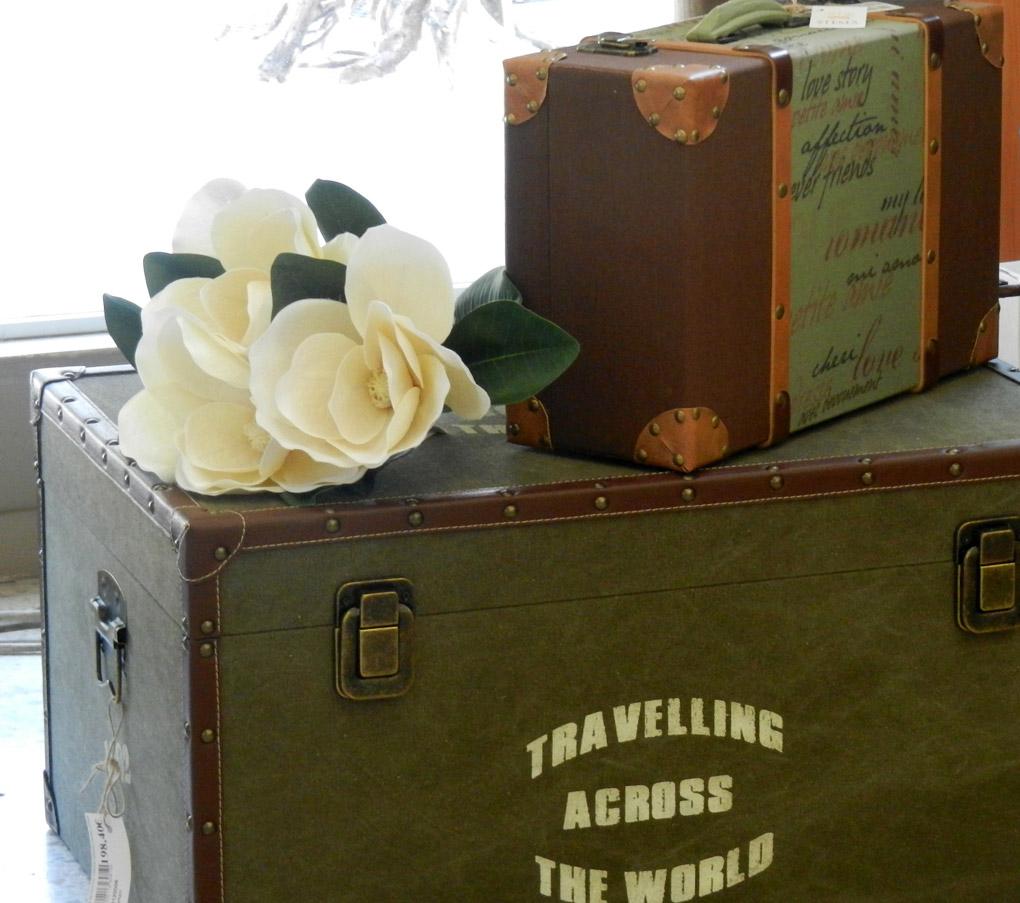 αποσκευές διακόσμηση