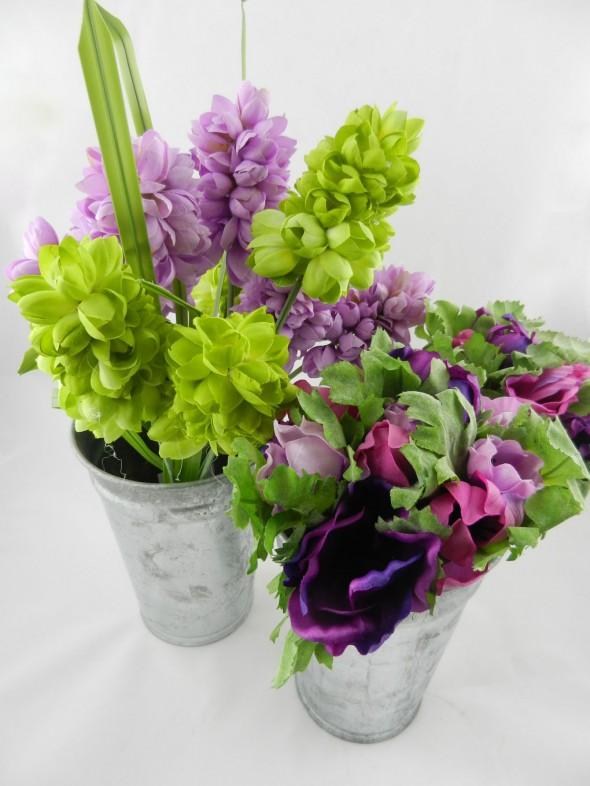 Λουλούδια σαν αληθινά