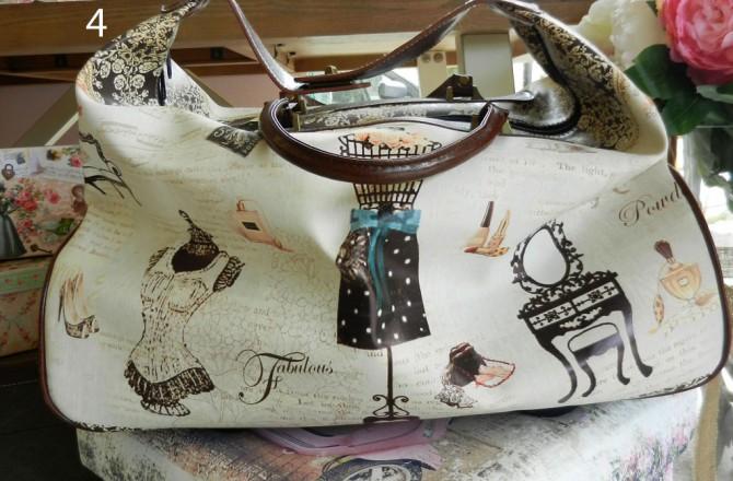 γυναικεία τσάντα ταξιδίου