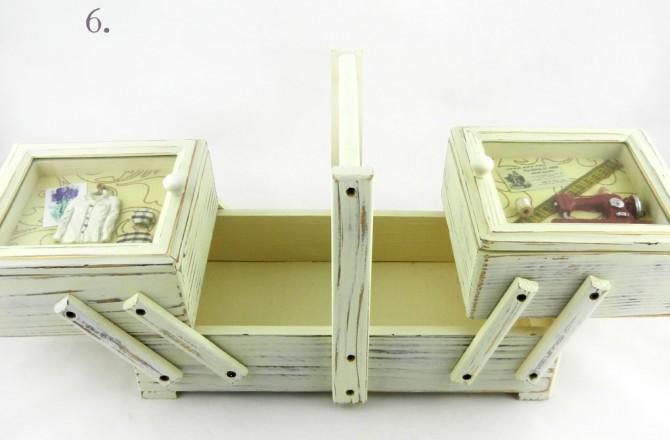 κουτιά για είδη ραπτικής
