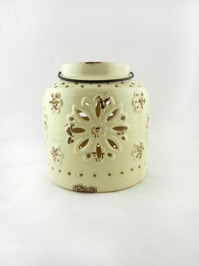 keramiko fanari ekrou