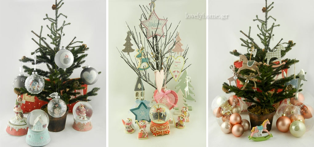 Παιχνιδιάρικα concept για τη χριστουγεννιάτικη διακόσμηση