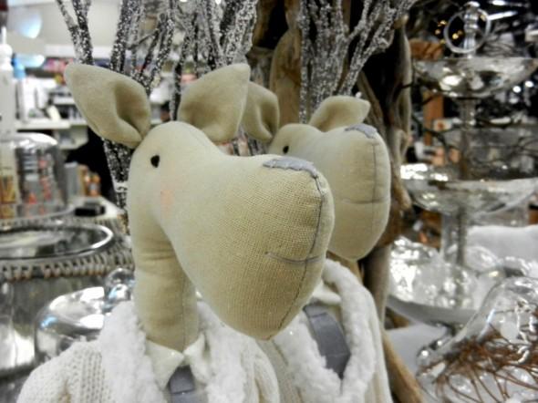 Διακοσμητικοί Τάρανδοι για τα Χριστούγεννα