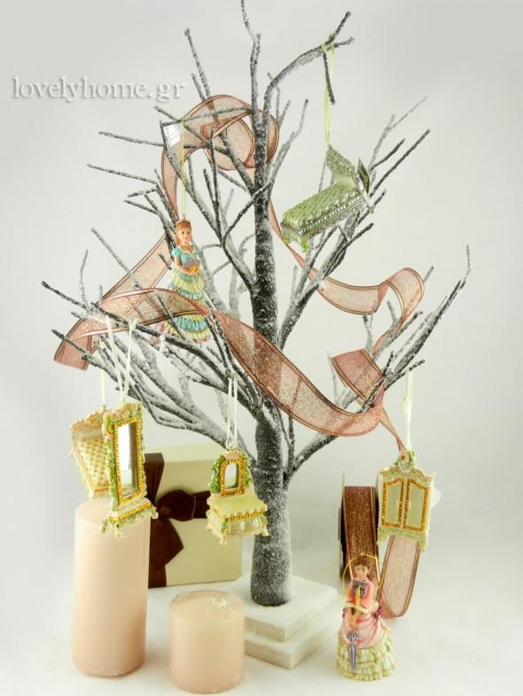 Χριστουγεννιάτικο concept belle epoque