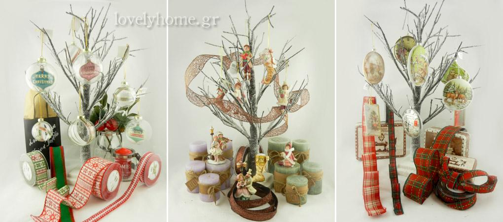 vintage christmas theme