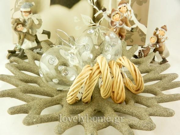 Χριστουγεννιάτικο centerpiece, διακόσμηση και υλικά για χριστουγεννιάτικα δωράκια