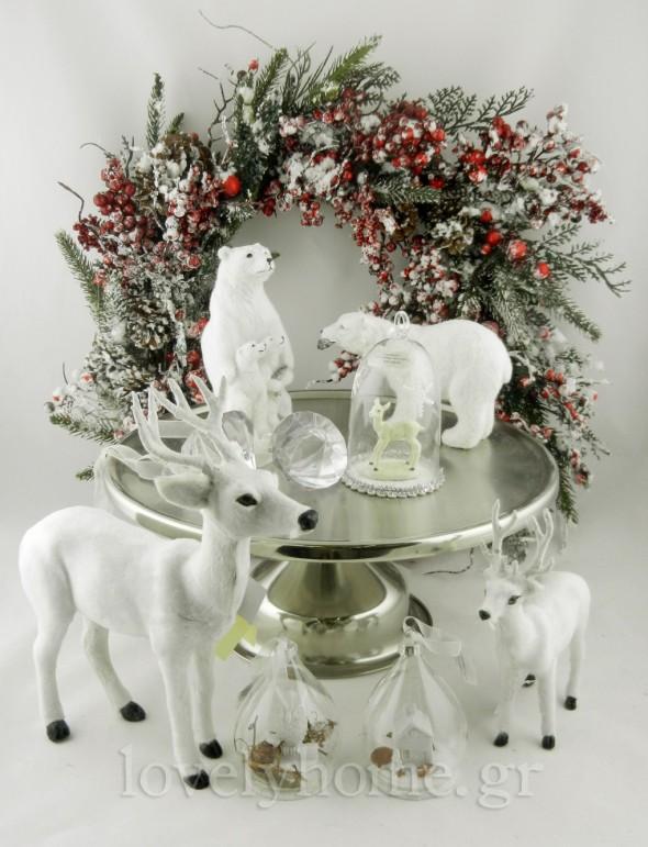 Διακοσμητικά αντικείμενα για το γιορτινό τραπέζι