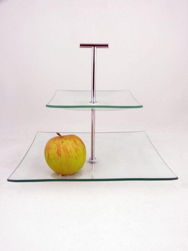 γλυκιέρα τετράγωνη