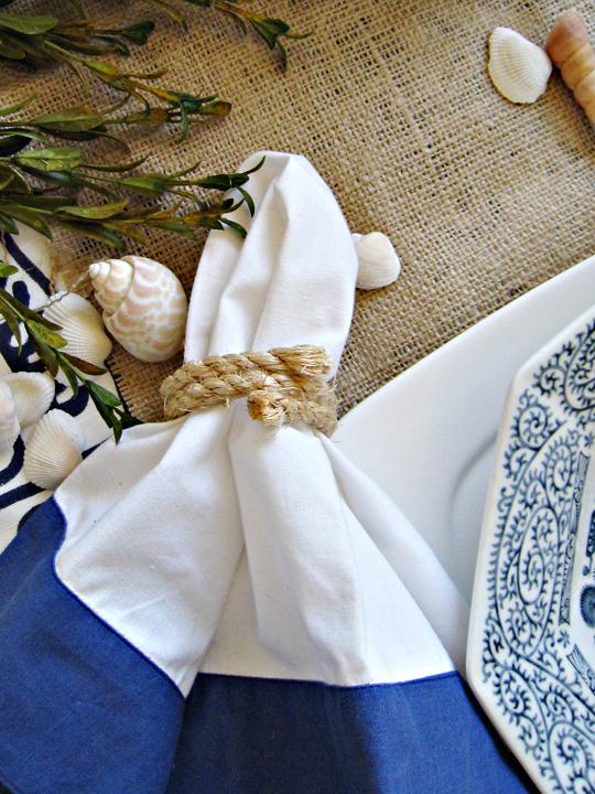 Δαχτυλίδια από τριχιά για το δέσιμο της πετσέτας