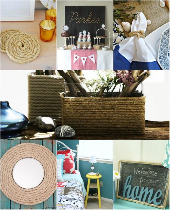 Ιδέες για DIY projects με κύριο υλικό την τριχιά