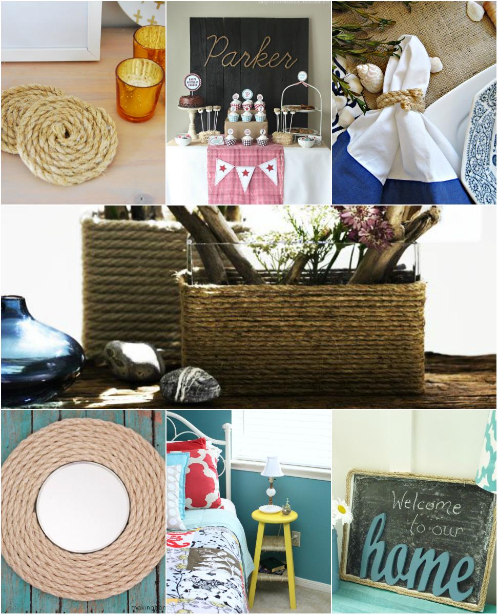 DIY ιδέες με βασικό υλικό την τριχιά