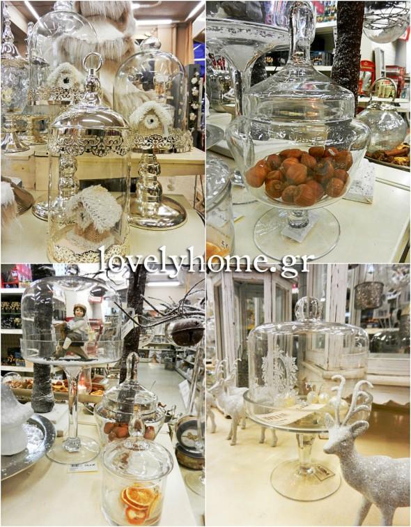 Μερικές από τις γυάλες που θα βρείτε στα καταστήματα lovelyhome, διακοσμημένες από εμάς με σκοπό να σας δώσουμε λίγη έμπνευση