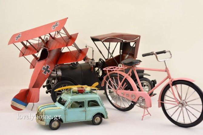 Νέες μινιατούρες: Οχήματα σε μικρογραφίες