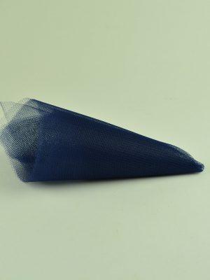 Τούλι μπλε μαρέν, ναυτικό μπλε, blue marine, navy blue