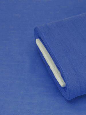 Γάζα βαμβακερή μπλε σκούρο