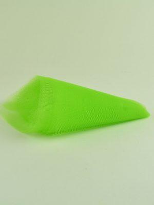 Τούλι παπαγαλί χρώμα πράσινο
