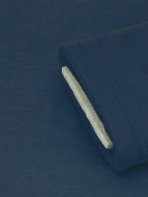 Γάζα βαμβακερή Μπλε Navy