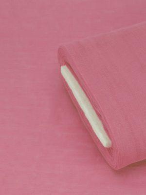 Γάζα βαμβακερή ροζ