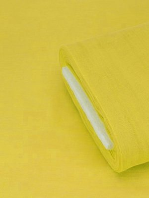Γάζα βαμβακερή κίτρινι