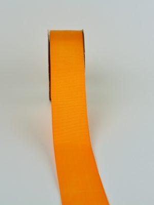 κορδέλα γκρο 40 mm πορτοκαλί