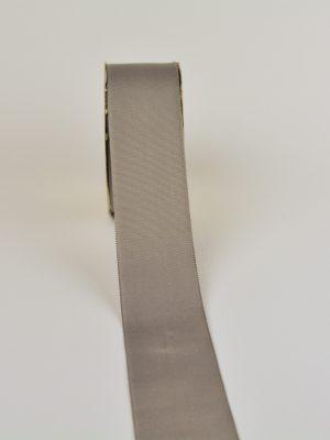 κορδέλα γκρο 40 mm γκρι