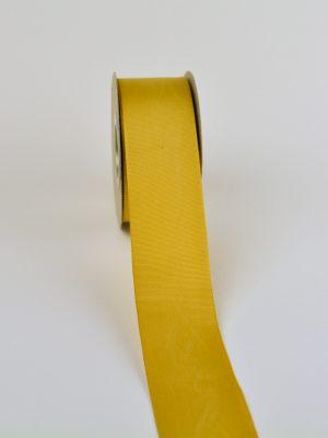 κορδέλα γκρο 40 mm χρυσό