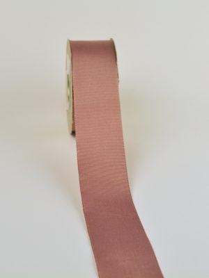 κορδέλα γκρο 40 mm dusty rose