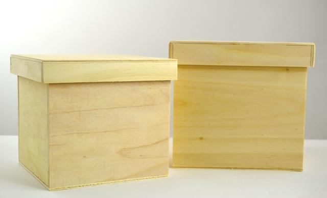 Ξύλινα διακοσμητικά, καφασάκια και κουτιά