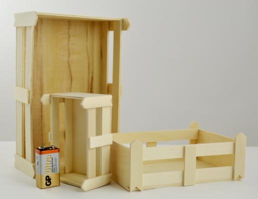 Τελαράκια ξύλινα