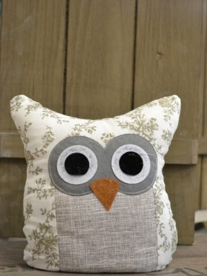 Door stop little cute owl 04107412