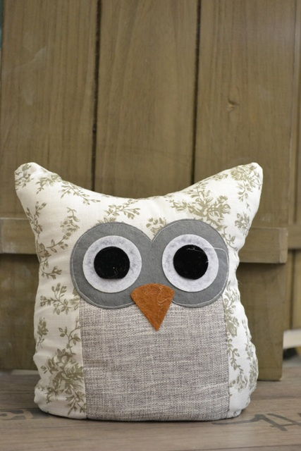 Door stop little cute owl 04107412