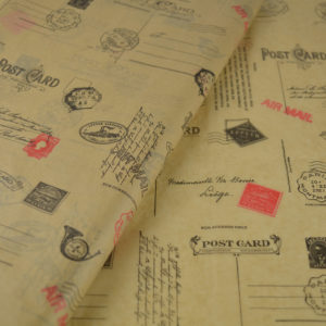issue paper kraft color post office