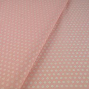 tissue paper small dots negative