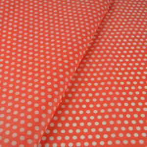 tissue papper small dots negative