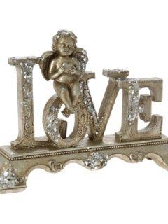 ΒΑΣΗ LOVE ΜΕ ΑΓΓΕΛΑΚΙ 23Χ7Χ15
