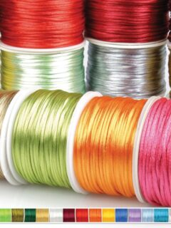 Kordoni Satin 2mm 50m