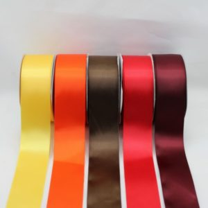 Saten ribbon 38mm