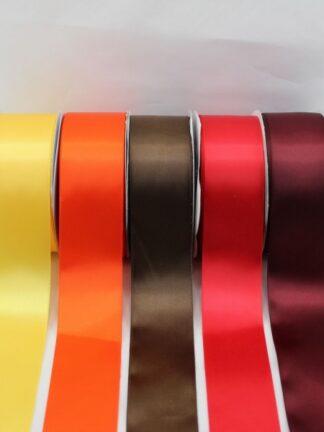 Saten ribbon 38mm
