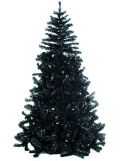 christmash tree black