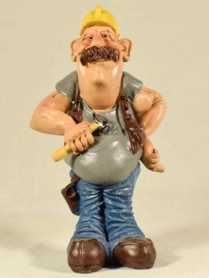 miniature worker
