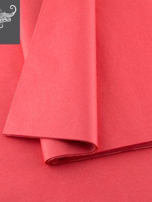 Tissue paper Coral