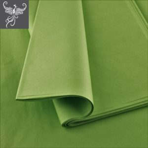 Tissue Paper Olive
