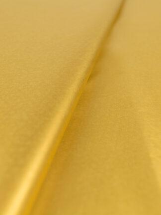 Tissue Paper Metallic Gold