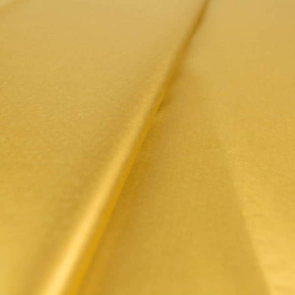 Tissue Paper Metallic Gold