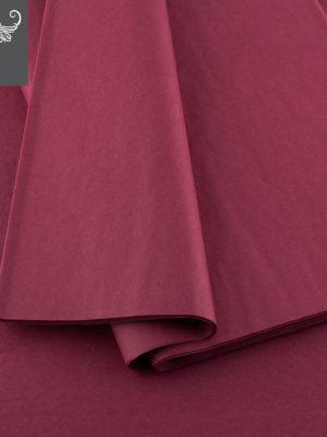 Tissue Paper Bordeaux