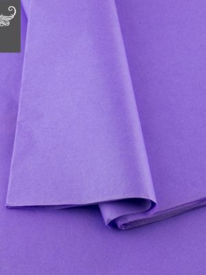Tissue Paper Purple