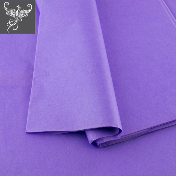 Tissue Paper Purple